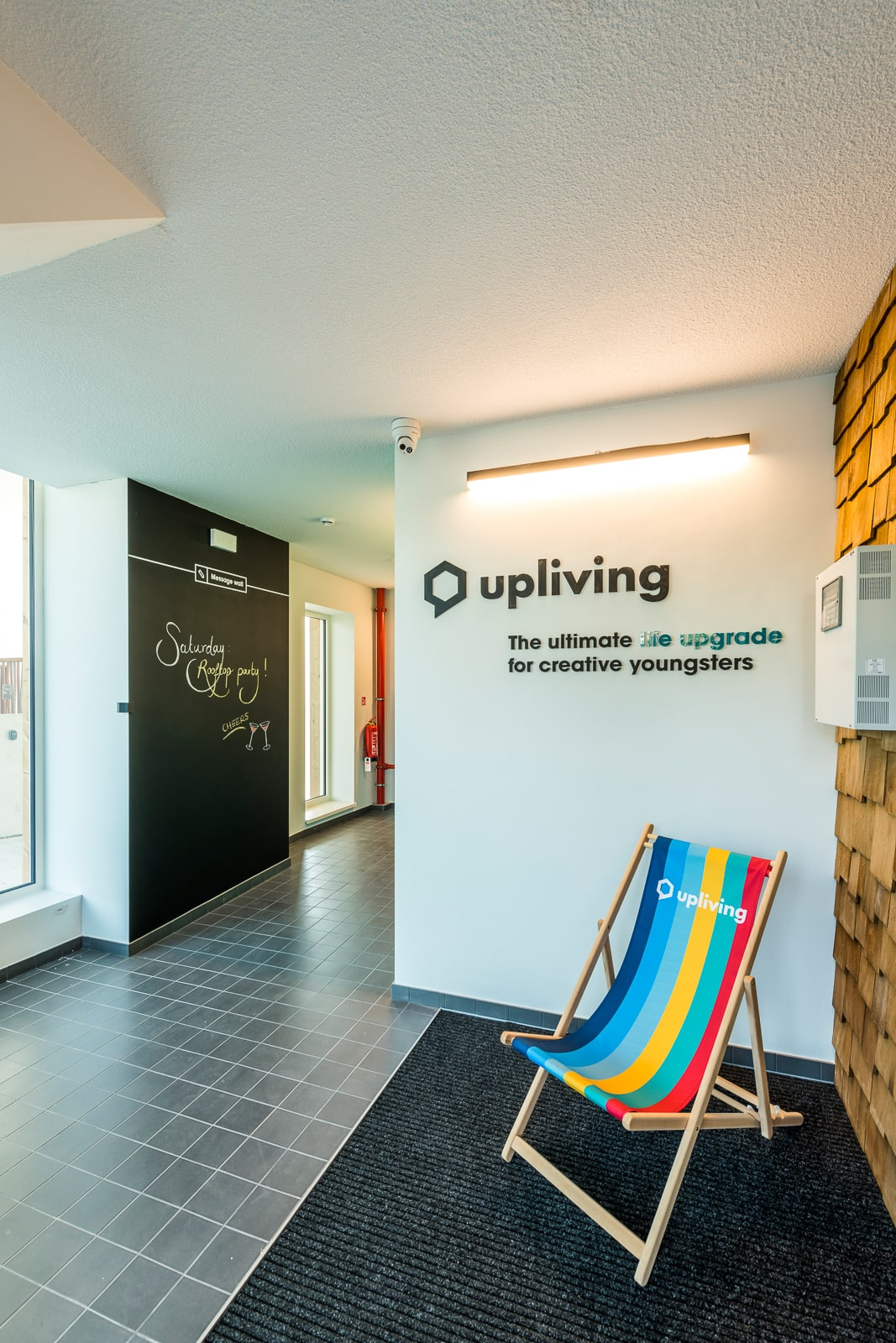 Upliving Ghent - The Mill